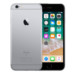 iPhone 6s Space Gray Cover