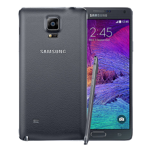 Note 4 Black Cover