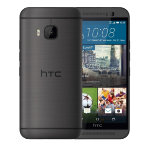 HTC M9 Gunmetal Gray Cover