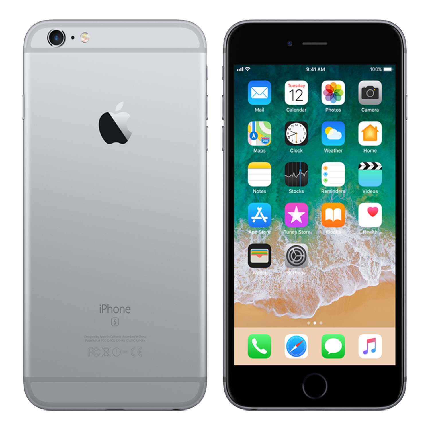 Apple iPhone 6S Plus with FaceTime – 64GB, 4G LTE
